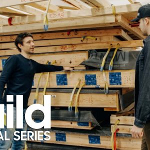 "Factory Framing High Performance Walls - ""Build Original Series"" Episode 1"